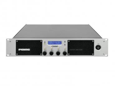 PSSO PRIME System-Amplifier DSP